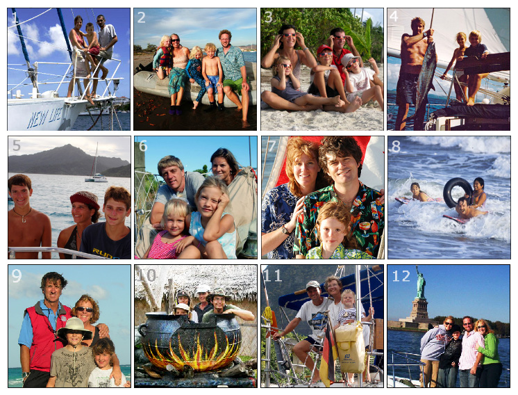 12 Questions to 12 Sailing Families