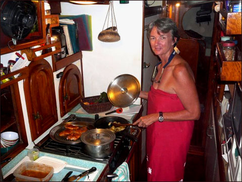 Refit Your Galley Learn From The Experience Of 12